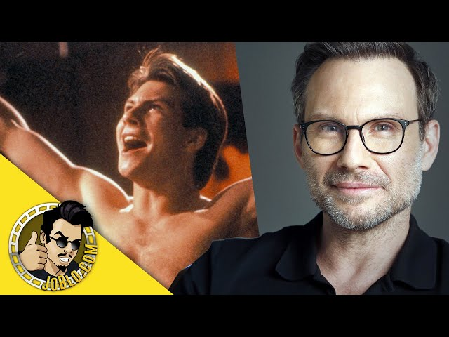 WTF Happened to CHRISTIAN SLATER???