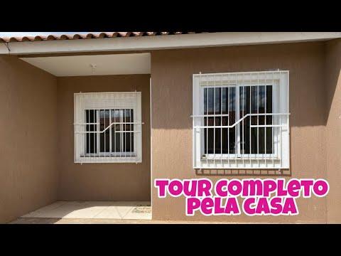 TOUR COMPLETO PELA MINHA CASA ❤️ | Morando Junto