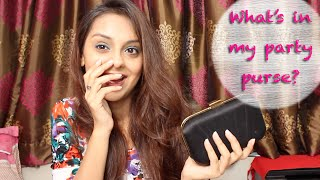 Whats In My Purse | Party Clutch Edition