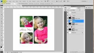 3 photo storyboard Photoshop Tutorial