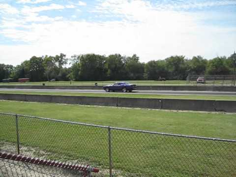 2010 Plum Crazy SRT8 Challenger 13.23 @ 107 mph