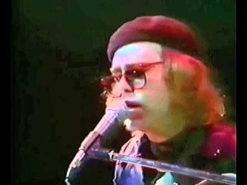 Elton John - Where To Now St. Peter (Live at Wembley Empire Pool 1977)