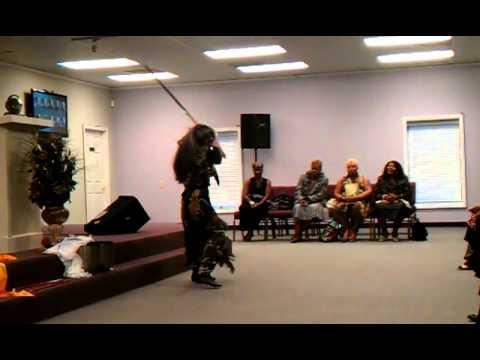 Spiritual Warfare Praise Dance