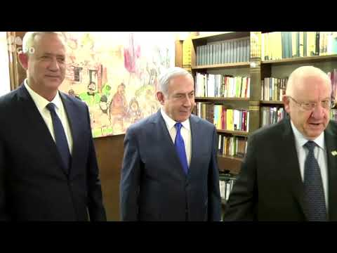 After Three Elections, Israel Gets Its Government