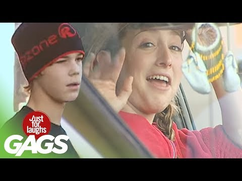 Girlfriend Swap Prank - Just For Laughs Gags