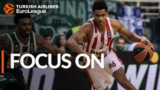 Focus on: Axel Toupane, Olympiacos Piraeus  'Winning takes care of everything'