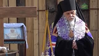 Началось строительство Храма при детской Морозовской городской клинической больнице