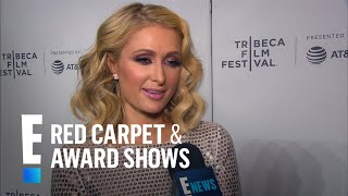 Why Paris Hilton Is Happy She Grew Up Before Social Media | E! Live from the Red Carpet