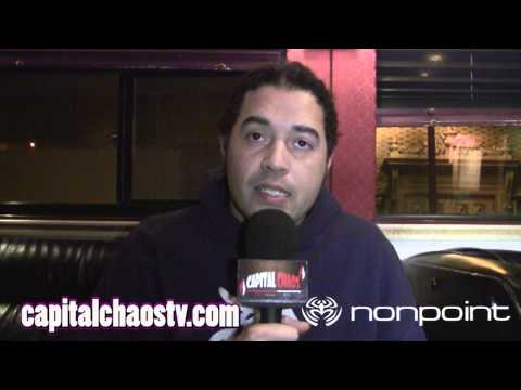 NONPOINT (interview) @ Warfield Theater...