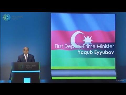 Yaqub Eyyubov | Azerbaijan First Deputy Prime Minister
