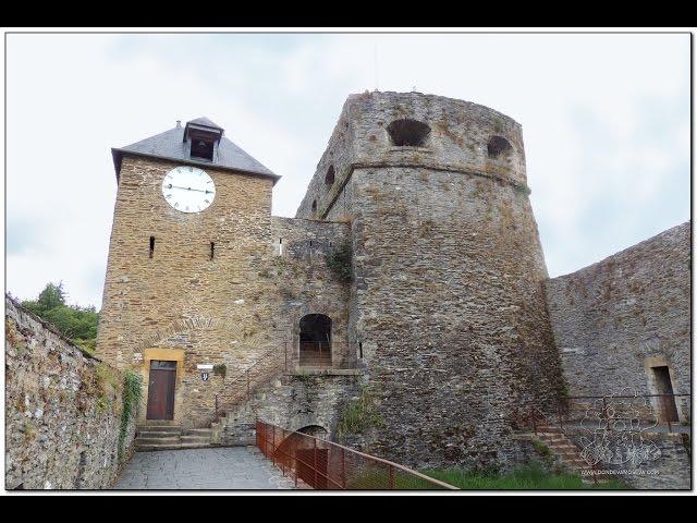 Road trip por Valonia - Bélgica. Visita al castillo medieval de Godofredo de Bouillon y sus cruzadas