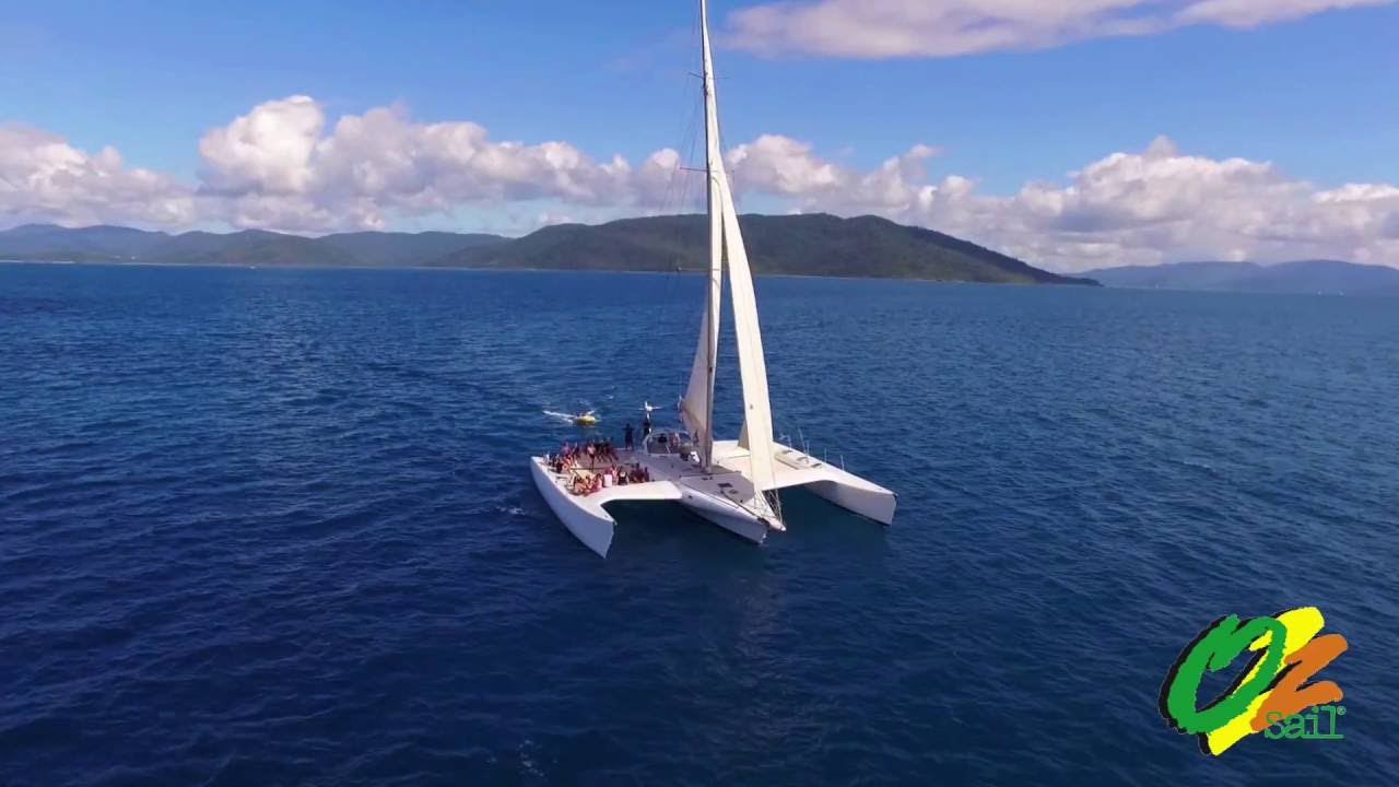 Sailing Whitsundays with Ozsail - Overnight Adventure Tours