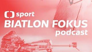 Biatlon fokus podcast: Může být český biatlon úspěšný i bez Rybáře a Koukalové?