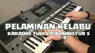 Download lagu PELAMINAN KELABU - KARAOKE FULL LIRIK MANSYUR S - NO VOCAL