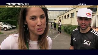 L'ITW de Charlotte : Rencontre avec Séan Garnier, le freestyleur