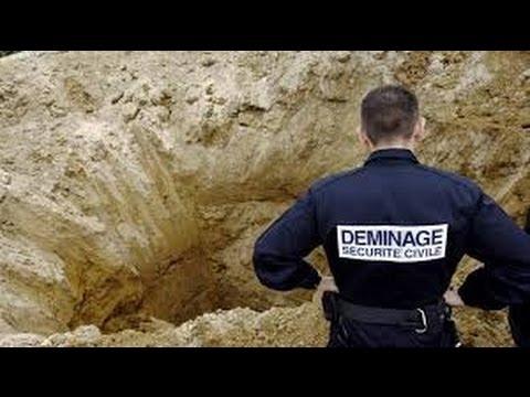 Service de déminage de Versailles