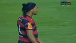 Ronaldinho vs Figueirense (17/11/2011)