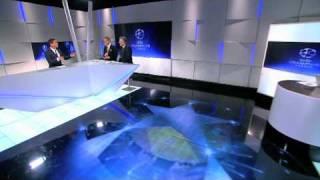 Speciell hälsning från Viasat Fotboll-studion