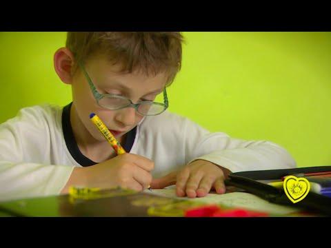 Denis, dětský autismus, srdcedetem.cz