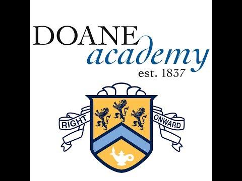 Welcome to Doane Academy!