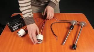 Приборы контроля уровня топлива KUS