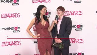 PornDoe Premium interview with Lily Cade @ the AVN Awards 2016