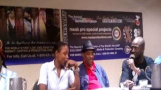 History Of Black Gay Atlanta (Black Gay Pride Press Conference 1-Traxx Girls)