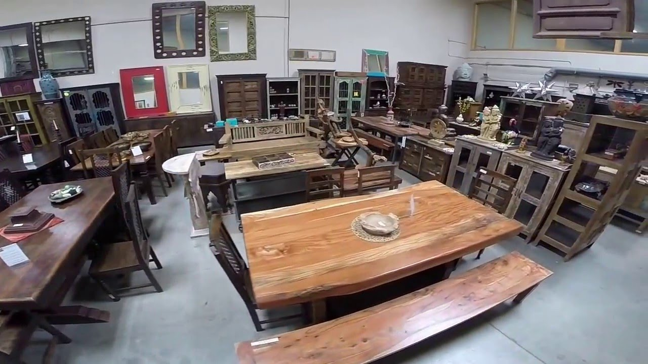 San Diego Rustic Warehouse Inventory Video Youtube