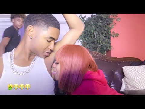 DEBO AND NEVAEH TRUTH OR DARE W/ CHRIS❗️(gets Spicy👀) @chris_gone_crazy @_famousdebo