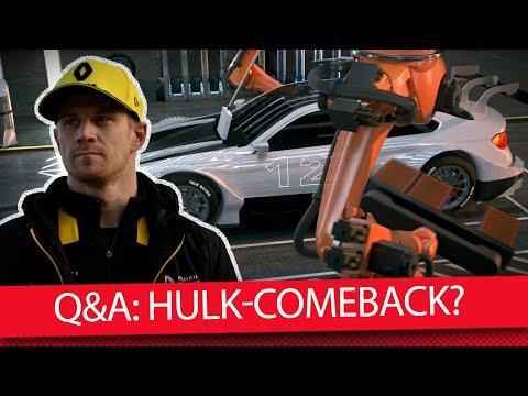 Gelingt Nico Hülkenberg ein F1-Comeback? - Formel 1 2019 (Q&A)