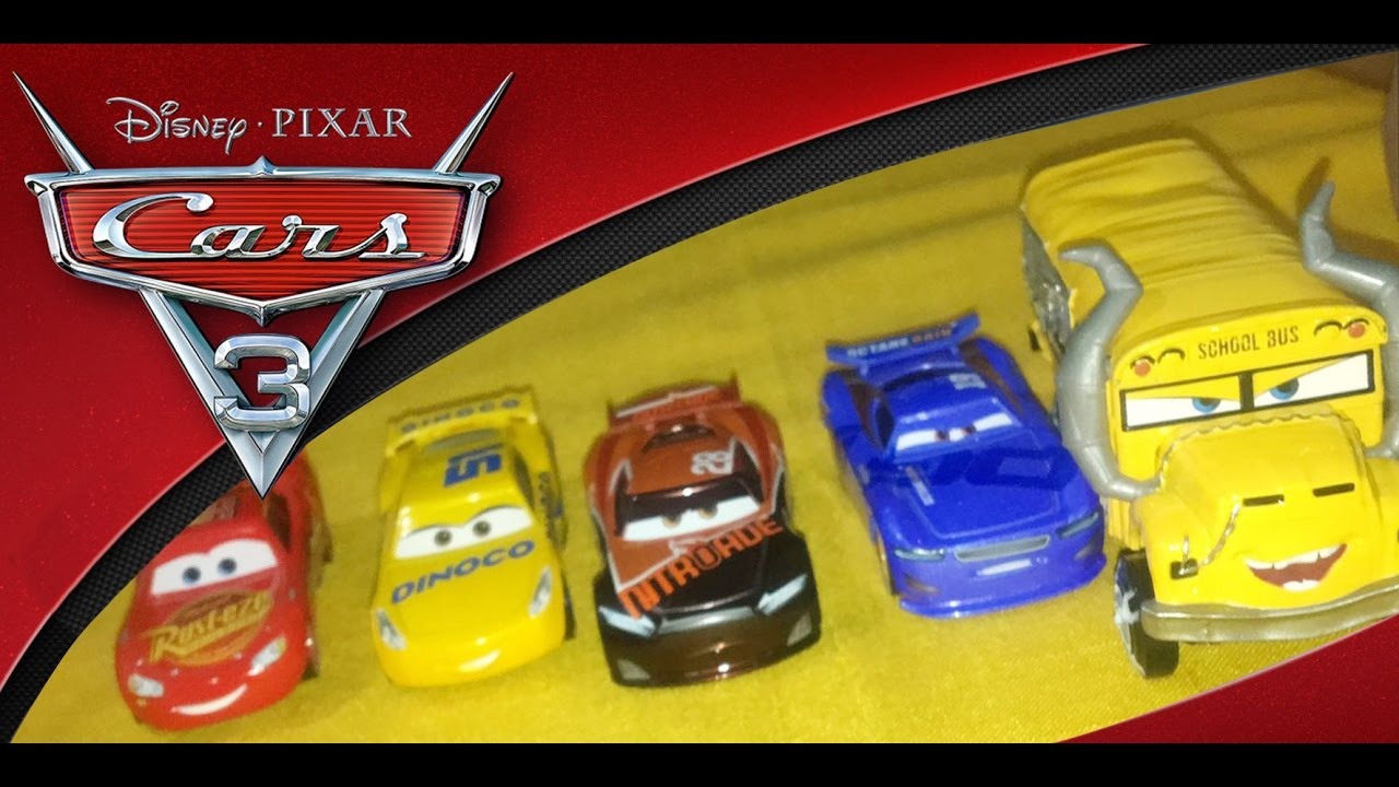 Juguetes cars 3 carritos disney pixar cars 3 toys rayo mcqueen cruz ramirez autos cars 3 - Juguetes disney cars ...