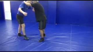 Приемы вольной борьбы-обманные движения, подхват,проходы в ноги. freestyle wrestling training