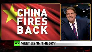 Chinese air force commander erupts, threatens US –  bring it on! (Full show)