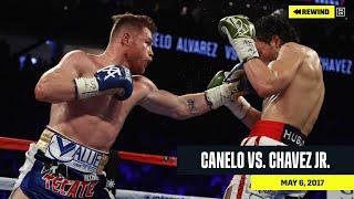 FULL FIGHT | Canelo vs. Julio Cesar Chavez Jr. (DAZN REWIND)