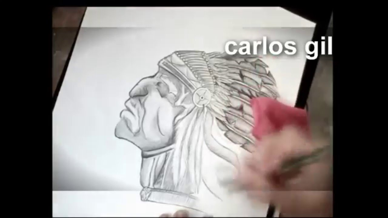 Indio Piel Roja Carlos Gil Youtube