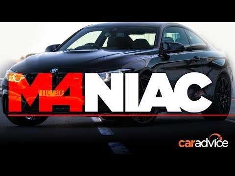 Aussie review of the BMW M4 Competition - that noise! | CarAdvice - Dauer: 5 Minuten, 34 Sekunden