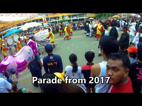 SINULOG 2018 INFO AND SCHEDULE, Cebu City, Philippines