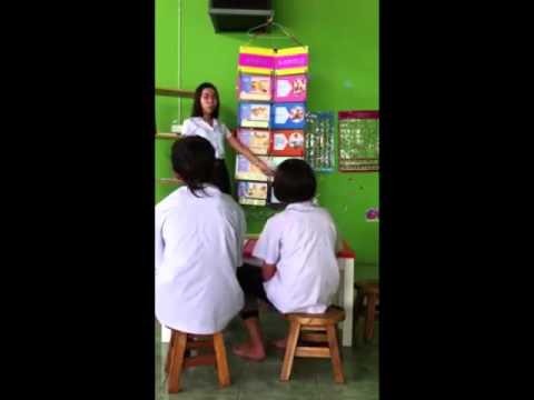 สื่อการเรียนการสอนเรื่องอาหารหลัก 5 หมู่