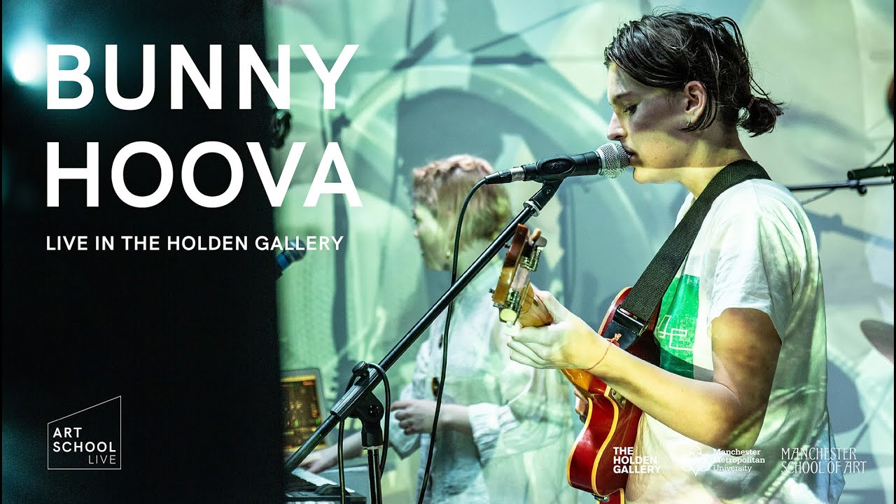 Bunny Hoova - Live from the Art School (Full Set UHD)