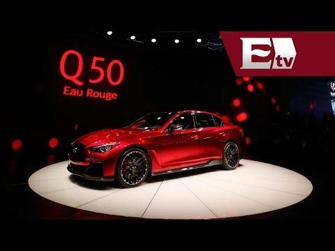 Auto Show Detroit 2014: sector automotriz presume sorprendentes innovaciones/ Hacker Paul Lara