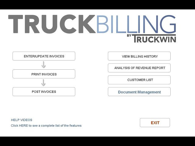 Reversing Posted Freight Bills
