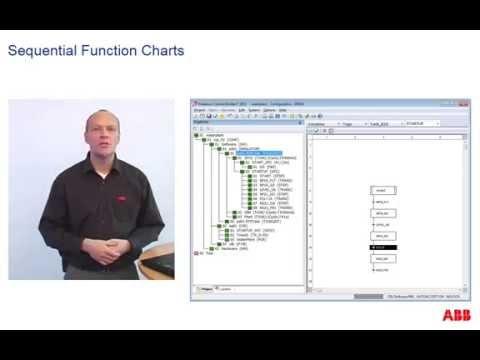 ABB Freelance DCS - Tutorial - Part 11 - Sequential Function Chart (SFC)