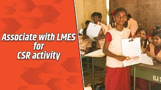 Help LMES to Educate & Empower the Underprivileged Children:- Suppo...