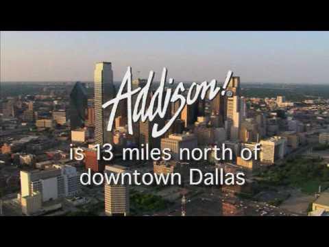 Addison, TX: Your Life, Your Movie!