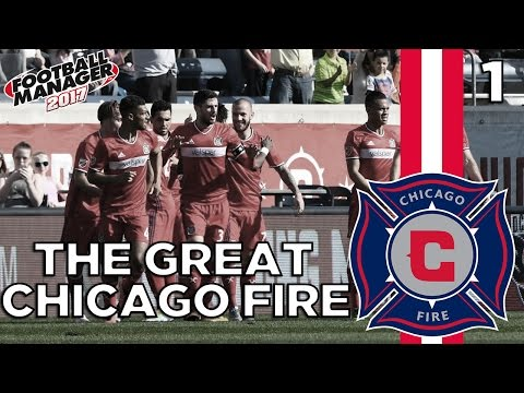 The Great Chicago Fire | Episode 1 | Football Manager 2017