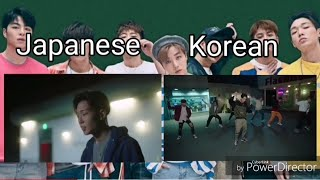 "Ikon(아이콘) - ""love scenario"" (korean & japanese comparision) #lovescenario #return #ikon #2ndalbum #imok #newkidspepackage #goodbyeroad #killingme"