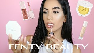OK FENTY BEAUTY...YOU HAD TO GO THERE, REALLY? FIRST IMPRESSIONS!