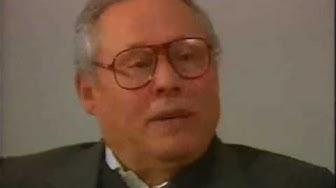 Enzo Biagi intervista il boss di Corleone Luciano Liggio (Leggio)