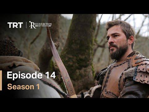 Resurrection Ertugrul Season 1 Episode 14