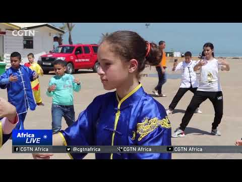 Algeria hosts event to celebrate ancient Chinese Tai Chi